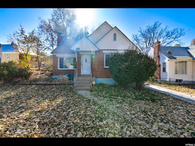 1073 27TH St, Ogden, UT 84403 (#1641820) :: RE/MAX Equity