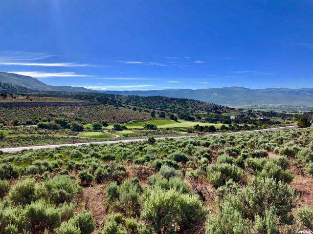 1054 N Explorer Peak Dr (Lot 460), Heber City, UT 84032 (#1641828) :: The Fields Team
