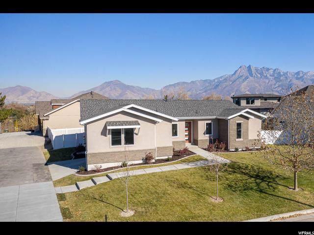 5345 S Kenwood Dr #101, Salt Lake City, UT 84107 (#1641830) :: Colemere Realty Associates