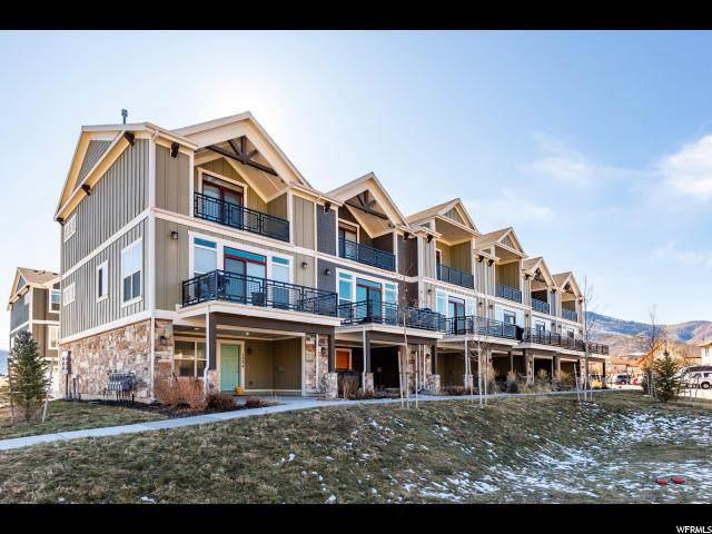 1342 Fiddich Glen Ln, Park City, UT 84098 (MLS #1641834) :: High Country Properties