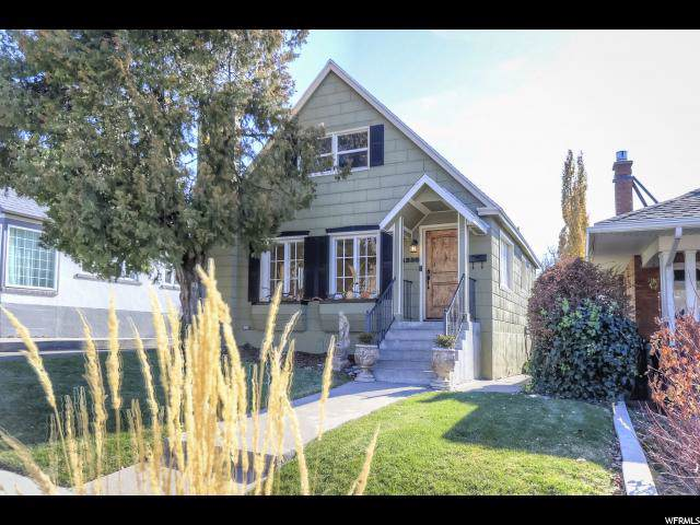 1328 E Browning Ave S, Salt Lake City, UT 84105 (#1641844) :: The Muve Group