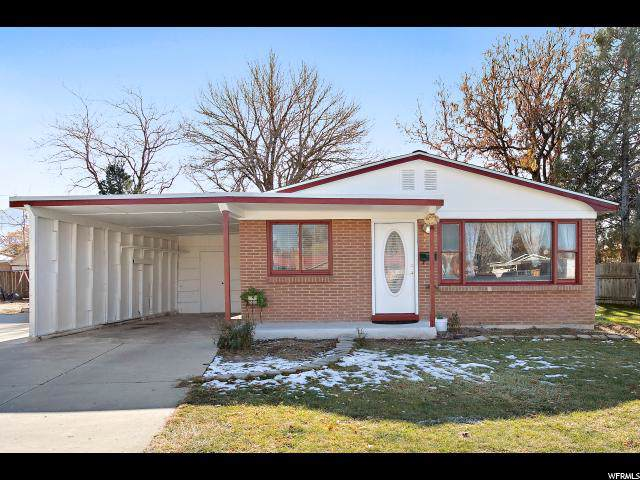 215 Villa Cir, Spanish Fork, UT 84660 (#1641880) :: Big Key Real Estate