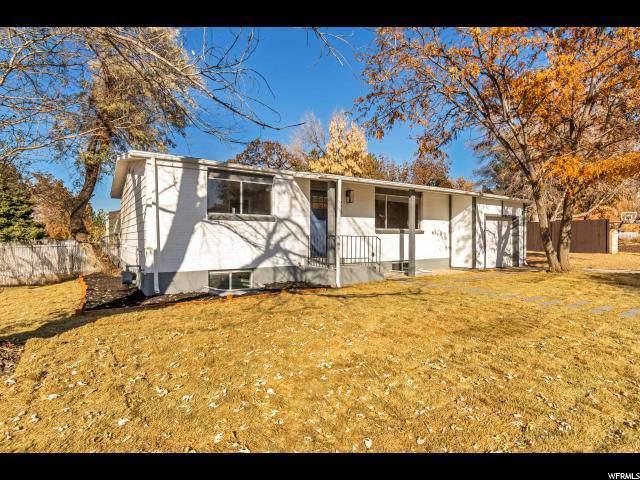 1528 E Wagonwheel S, Sandy, UT 84093 (#1641893) :: Big Key Real Estate