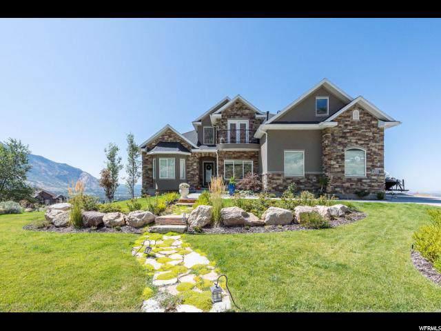833 E Mountain Rd N #10, North Ogden, UT 84414 (MLS #1641903) :: Lawson Real Estate Team - Engel & Völkers