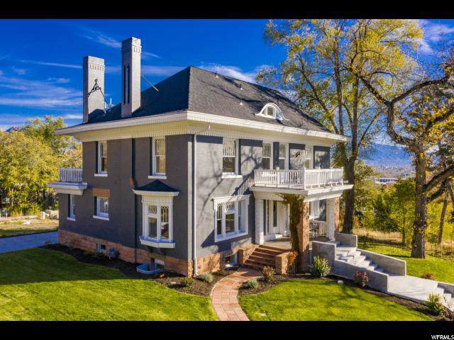 254 E 7TH Ave, Salt Lake City, UT 84103 (#1641909) :: Colemere Realty Associates