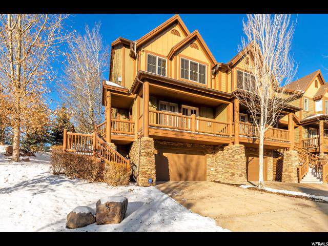 3021 Lower Saddleback Rd, Park City, UT 84098 (#1641913) :: Exit Realty Success