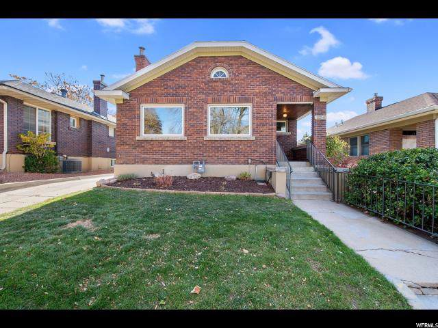 1254 E 600 S, Salt Lake City, UT 84102 (#1641915) :: Keller Williams Legacy