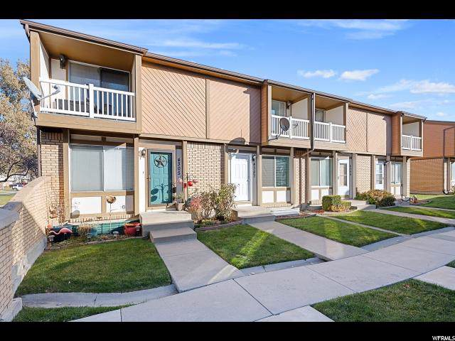 4307 S Haverford Ct, Taylorsville, UT 84123 (#1641923) :: Red Sign Team