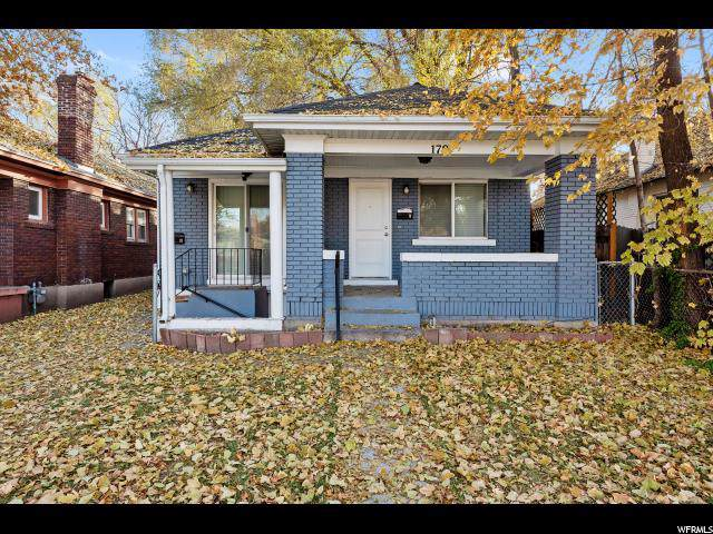 172 E 1700 S, Salt Lake City, UT 84115 (#1641930) :: Keller Williams Legacy