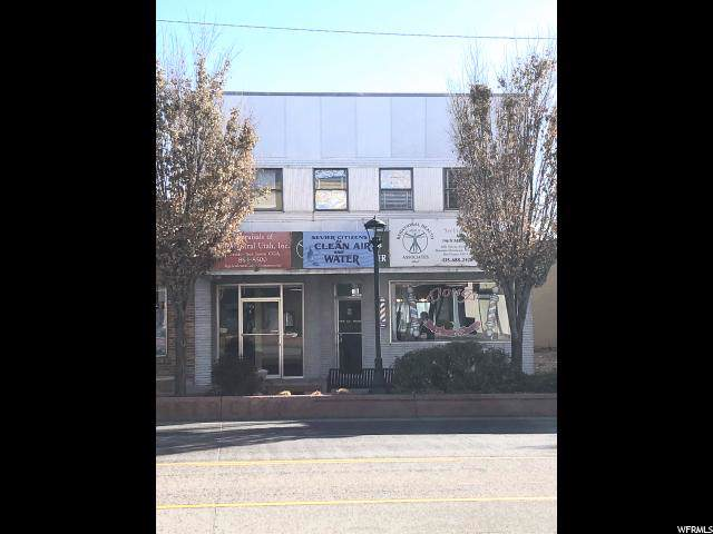 N 146 MAIN ST. N, Richfield, UT 84701 (#1641965) :: Doxey Real Estate Group