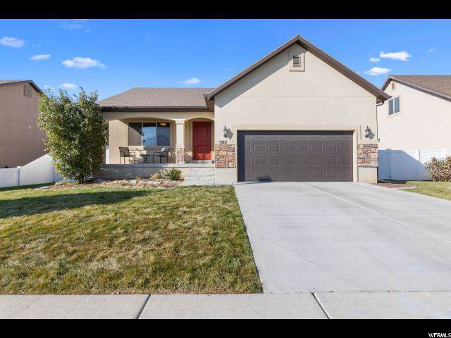 382 S 460 W, Spanish Fork, UT 84660 (#1641967) :: Big Key Real Estate