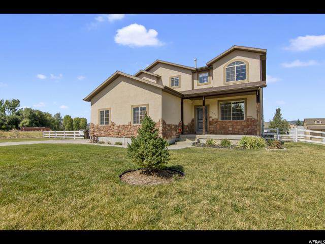 1877 S Ash Ct, Kamas, UT 84036 (MLS #1641977) :: High Country Properties
