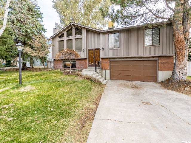 2112 E 10180 S, Sandy, UT 84092 (#1641982) :: Action Team Realty