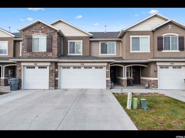 858 Halstead Dr, North Salt Lake, UT 84054 (#1641984) :: Colemere Realty Associates