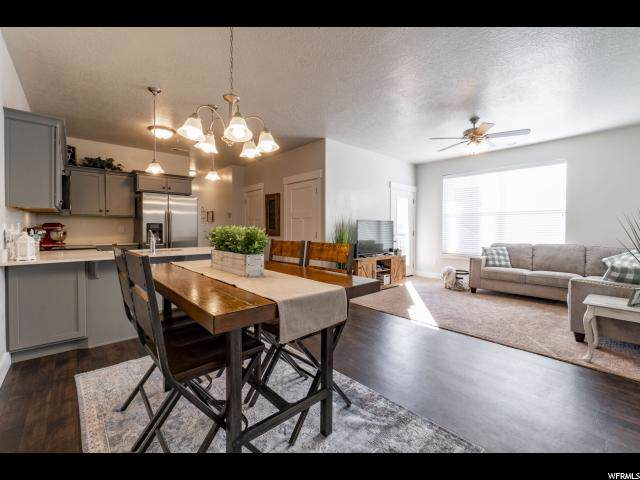 3956 W 1850 N #203, Lehi, UT 84043 (#1642007) :: The Canovo Group