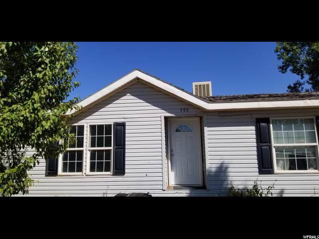599 S 500 E, Roosevelt, UT 84066 (#1642012) :: Bustos Real Estate | Keller Williams Utah Realtors