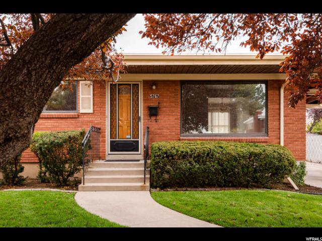 5767 S Nena Way, Murray, UT 84107 (#1642019) :: Colemere Realty Associates