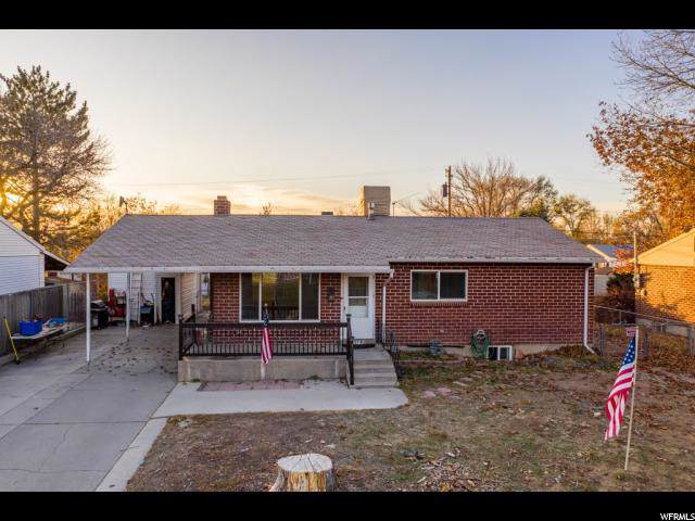 9740 S Amber Ln, Sandy, UT 84094 (#1642038) :: Big Key Real Estate