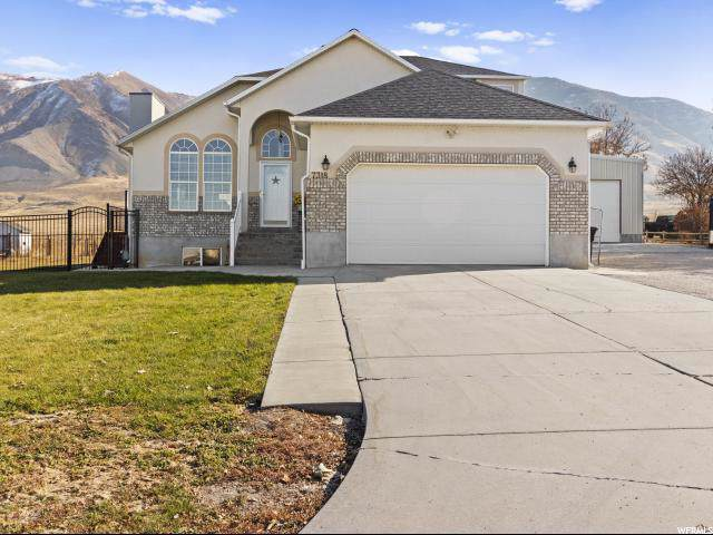 7318 N Foothill Dr E, Lake Point, UT 84074 (#1642041) :: RE/MAX Equity