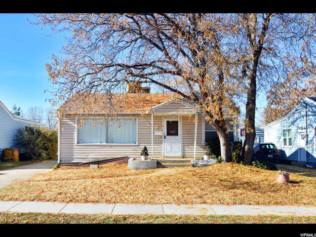 3555 Liberty Ave, Ogden, UT 84403 (#1642042) :: Big Key Real Estate