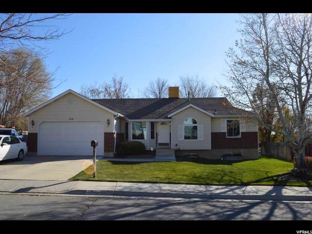 715 W 2200 N, Lehi, UT 84043 (#1642060) :: Big Key Real Estate