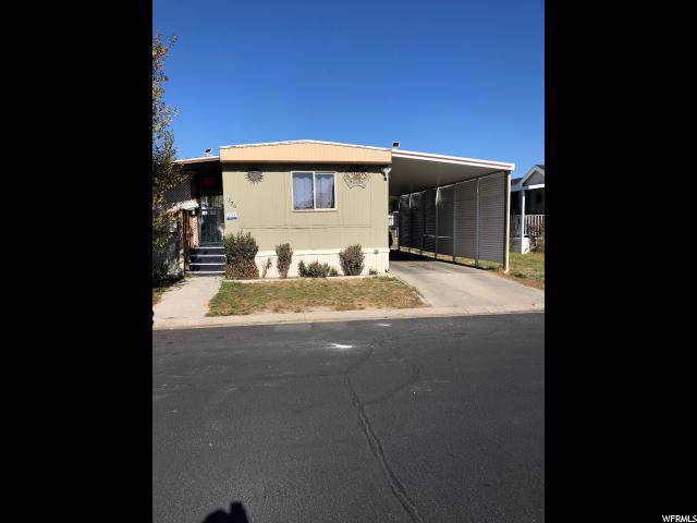 3270 W Hanover Park Dr S #231, West Valley City, UT 84119 (#1642074) :: Big Key Real Estate