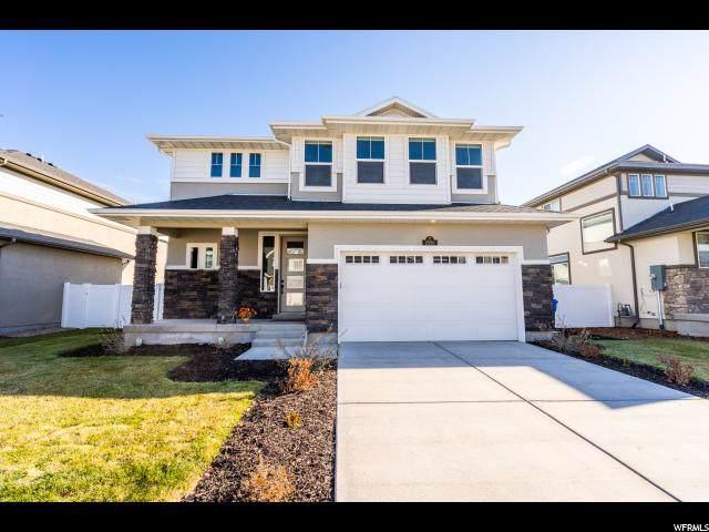 2556 N Wallace Way, Lehi, UT 84043 (#1642077) :: Big Key Real Estate