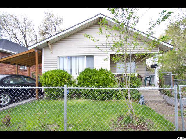 3215 S Kiesel Ave, Ogden, UT 84401 (#1642079) :: RE/MAX Equity