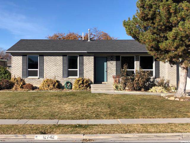 12742 S Gilbert Dr W, Riverton, UT 84065 (#1642082) :: Big Key Real Estate