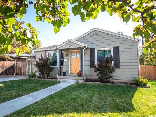 916 E Crandall Ave, Salt Lake City, UT 84106 (MLS #1642083) :: Lookout Real Estate Group