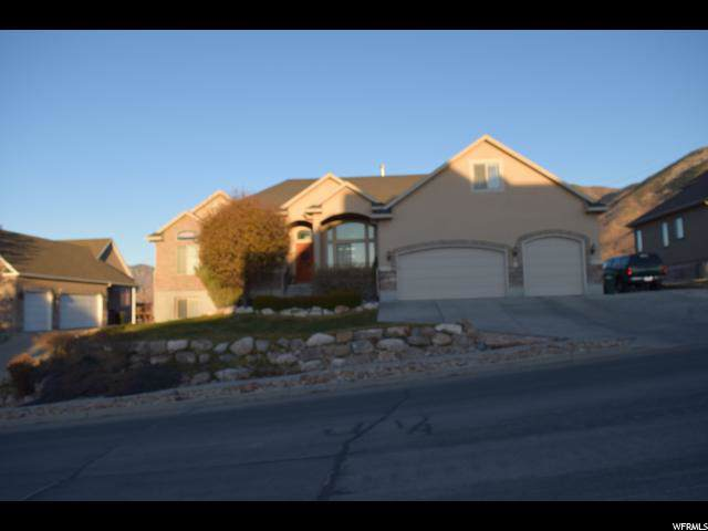 115 S Benchview Dr, Tooele, UT 84074 (MLS #1642085) :: Lookout Real Estate Group