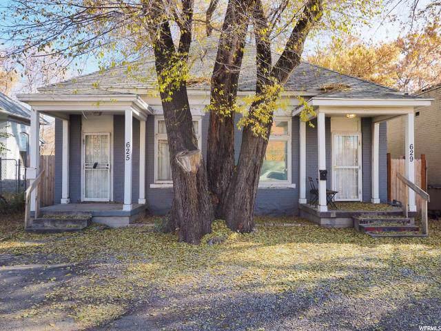 625 S & 629 WASHINGTON St, Salt Lake City, UT 84101 (MLS #1642090) :: Lookout Real Estate Group