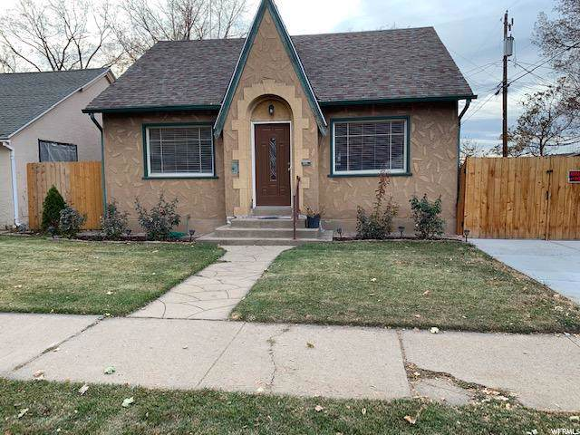 3025 Jackson Ave, Ogden, UT 84403 (#1642096) :: Big Key Real Estate