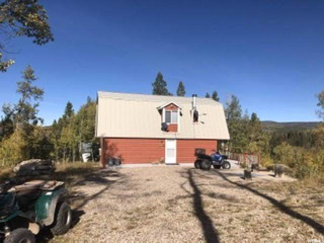 5155 Aspen Rd, Coalville, UT 84017 (MLS #1642118) :: High Country Properties