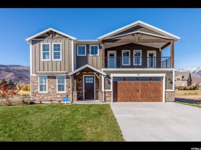 1091 N Springer View Loop W #29, Midway, UT 84049 (MLS #1642136) :: High Country Properties