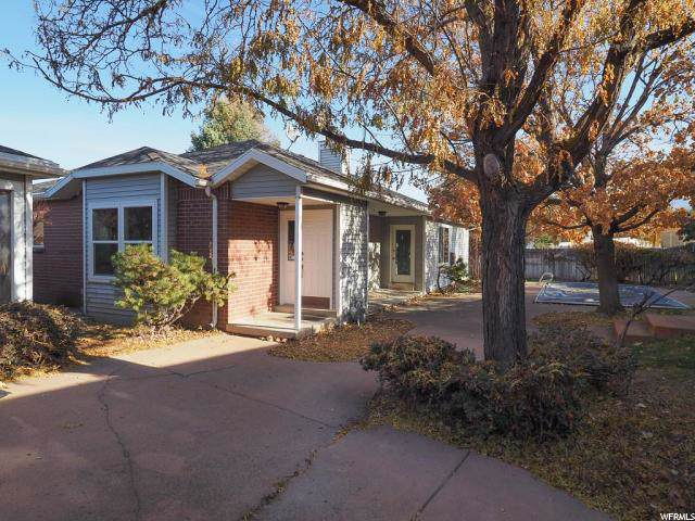 9253 S Burgundy St W, Sandy, UT 84070 (#1642139) :: Big Key Real Estate
