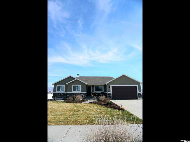 685 S Saddle Rd, Grantsville, UT 84029 (#1642146) :: The Fields Team