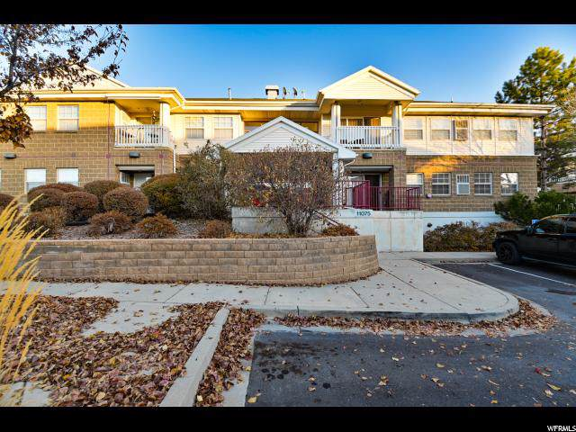 11075 S Grape Arbor Pl Pl E #108, Sandy, UT 84070 (#1642167) :: Big Key Real Estate