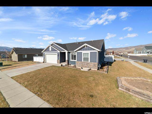815 E Old Dr, Heber City, UT 84032 (MLS #1642199) :: High Country Properties