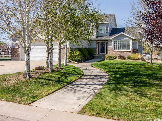 2128 W Oak Point Dr S, Bluffdale, UT 84065 (#1642201) :: Colemere Realty Associates