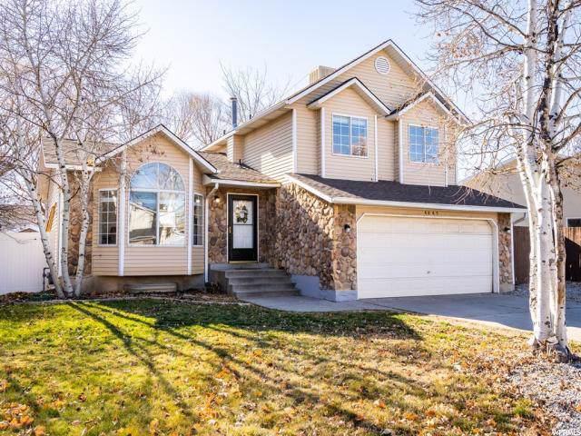 4045 W Laurel Ridge Dr S, West Jordan, UT 84088 (#1642202) :: Bustos Real Estate | Keller Williams Utah Realtors