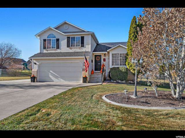 2644 S 725 W, Perry, UT 84302 (#1642205) :: Keller Williams Legacy