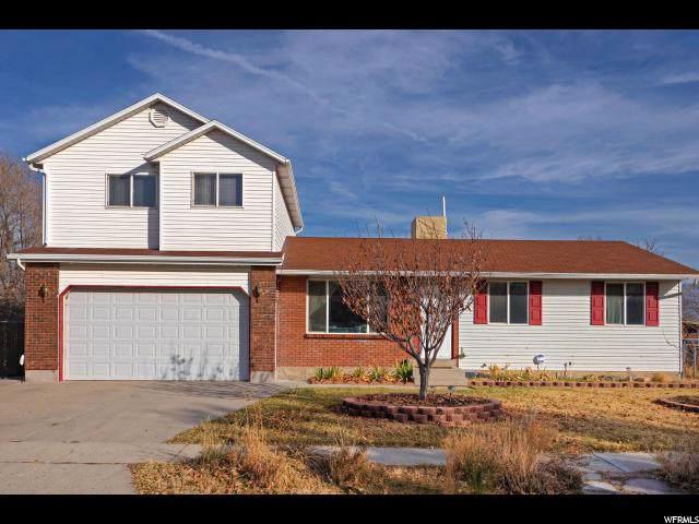 5831 S Bramblewood Ln W, Salt Lake City, UT 84118 (#1642207) :: Big Key Real Estate