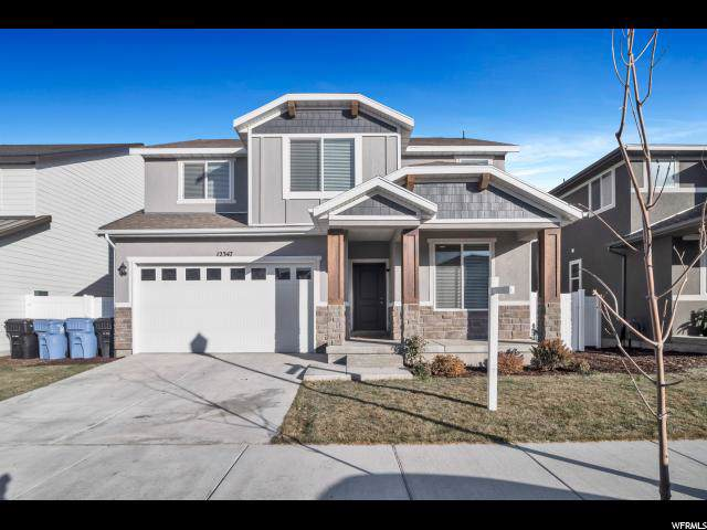 12347 S Pike Hill Ln W, Herriman, UT 84096 (#1642208) :: Colemere Realty Associates