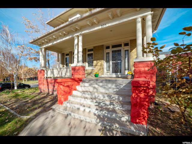 805 E 300 S, Salt Lake City, UT 84102 (#1642212) :: Keller Williams Legacy