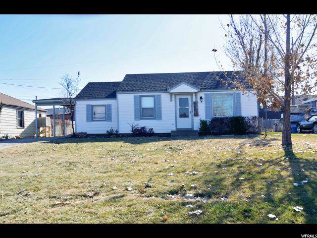 529 W 4925 S, Riverdale, UT 84405 (#1642215) :: RE/MAX Equity