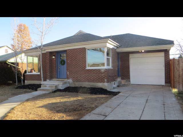 776 N 1300 W, Salt Lake City, UT 84116 (#1642219) :: Big Key Real Estate