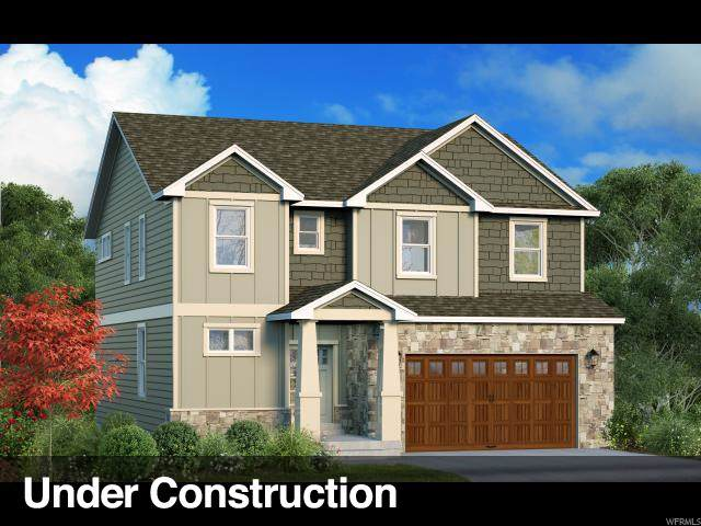 14797 S Glacial Peak Dr #419, Draper, UT 84020 (#1642220) :: Doxey Real Estate Group
