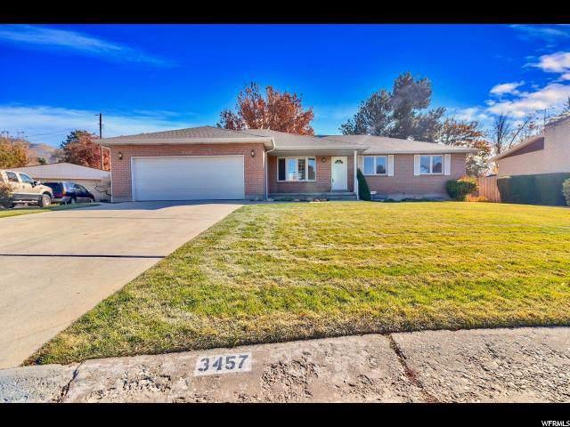 3457 S Sorenson Way, Salt Lake City, UT 84109 (#1642225) :: Big Key Real Estate