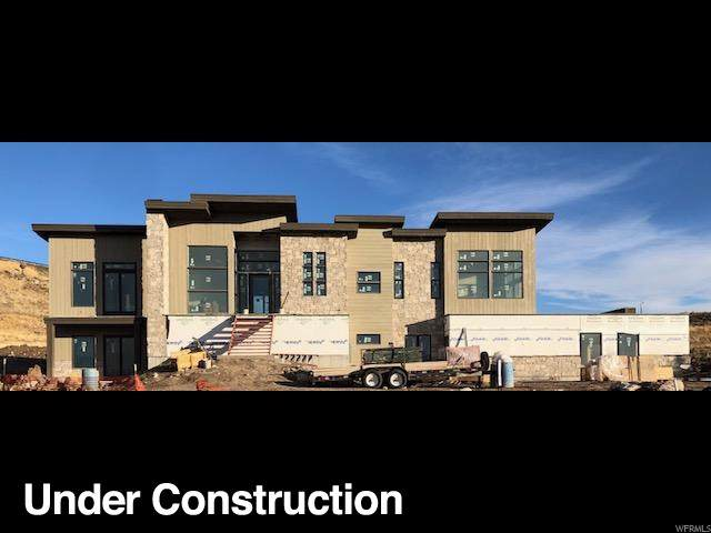 140 W Vista Ridge Rd N #92, Heber City, UT 84032 (MLS #1642273) :: High Country Properties